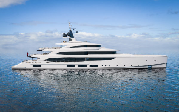Benetti FB270 will be delivered in the first half of 2021