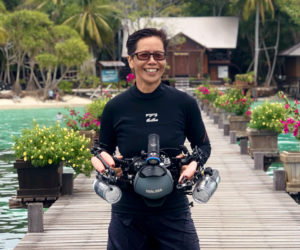 Dr Achier Chung, Lead Marine Biologist, Reef Guardian