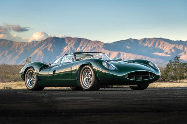 Resurrection of the Jaguar XJ13 on Auction