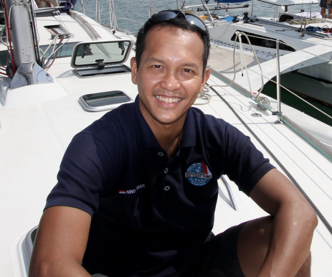 Nino Krisnan, Secretary General of Community for Maritime Studies Indonesia
