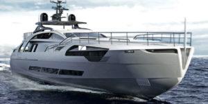 Pershing 140 Marks Milestone for Starship Yachts' Edwin Ho
