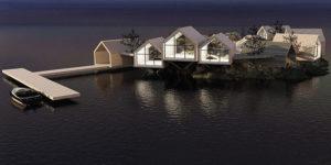 Notorious Rat Island turned into a Luxury Island Resort