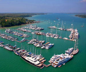 Phuket Yacht Haven will host the first Thailand Charter Week from November 16-21, 2019