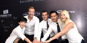 Ferretti Group Partners with LuxYacht in Vietnam