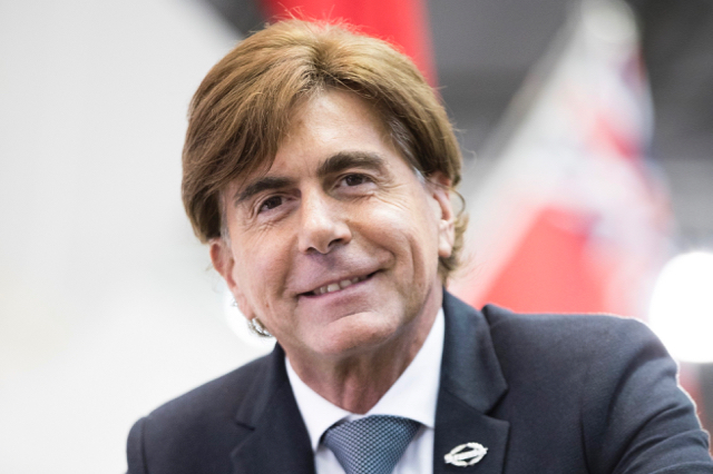 Appointed Chief Technical Officer in January, Italian Andrea Frabetti was promoted to CEO in June following the resignation of German Christian Marti