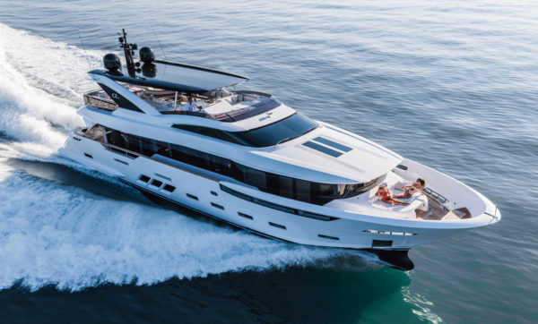 The Dreamline 26 is the most popular model in the DL Yachts range