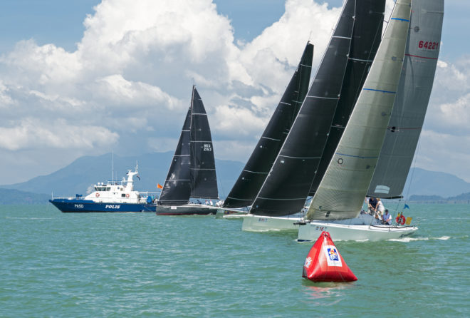 One of Asia's classic sailing events, the Raja Muda International Regatta (Penang to Langkawi race pictured) in Malaysia will celebrate its 30th edition from November 15-23
