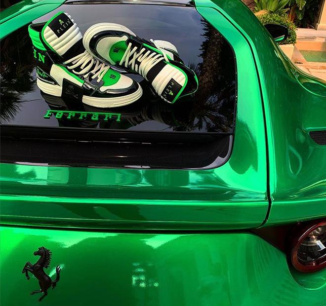 Ferrari Wants Designer Philipp Plein To Stop Using Their Cars In His Instagram Posts