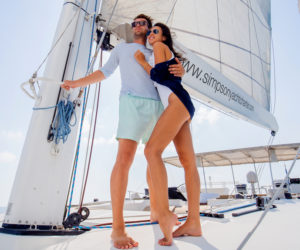 Ideal for charter, catamarans offer multiple living areas including the trampolines
