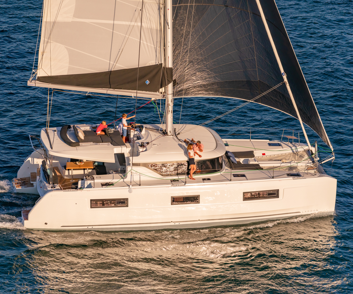 Lagoon 46 Catamaran Builds on Best-Selling 450: Yacht Style Review