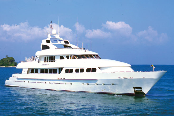 Top 100 Superyachts of Asia-Pacific: No. 78, Seashaw