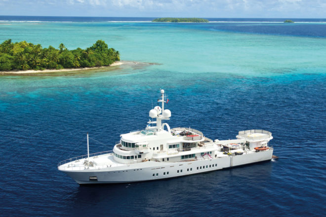 Top 100 Superyachts Asia-Pacific: 50, Senses