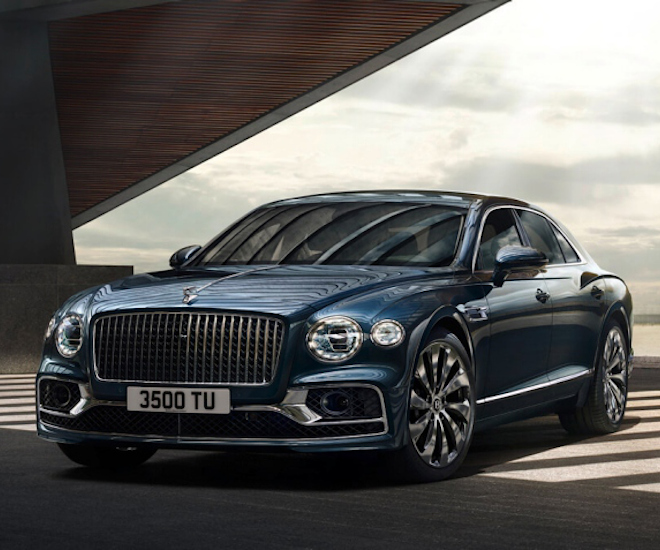 2020 Bentley Flying Spur Blackline Unveiled For The First
