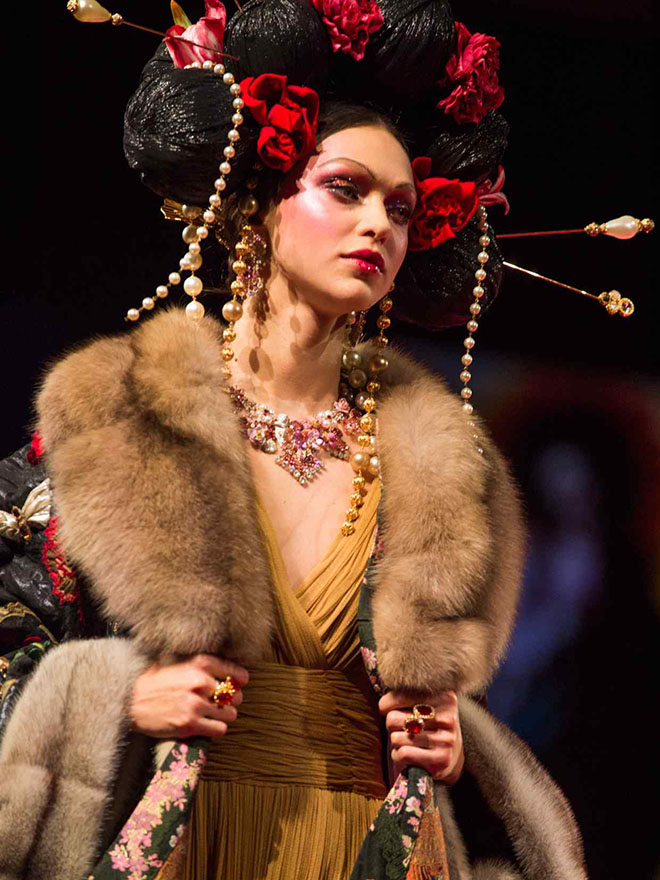 The Extraordinary Jewel Craftsmanship of Dolce & Gabbana