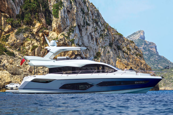 The Sunseeker Manhattan 68 effectively replaces the Manhattan 66
