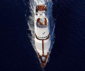 Azul V, charter, Asia Yacht Agency
