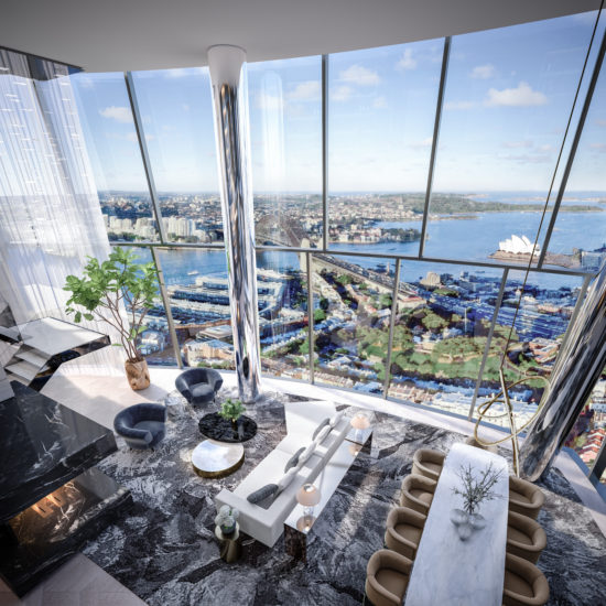 Crown Residences at One Barangaroo