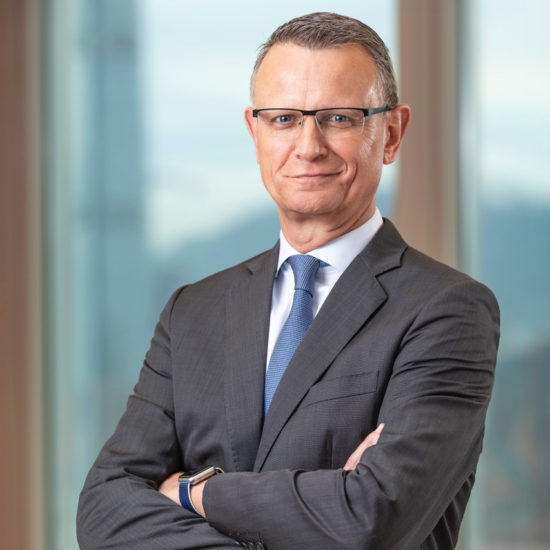 Arnaud Tellier, CEO, Asia Pacific, BNP Paribas Wealth Management