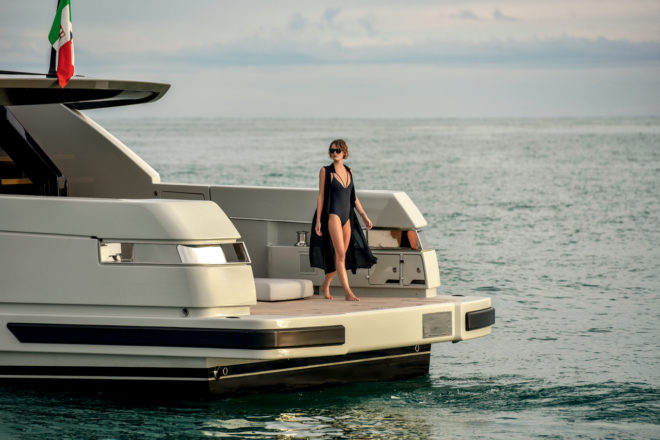 Simpson Marine: Bluegame's BGX70 has opened many people's eyes to the Sanlorenzo-owned brand