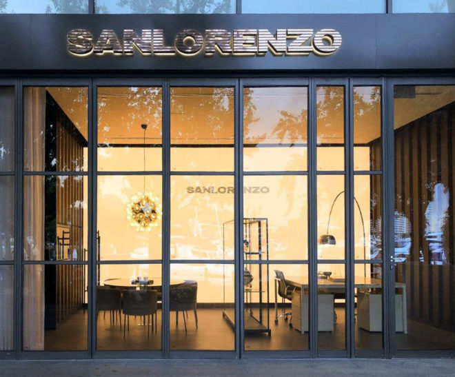 The first Sanlorenzo Asia office is in Sentosa Cove, Singapore