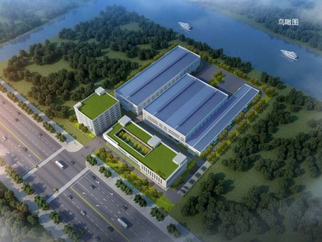 Heysea is building a second production site in Zhuhai