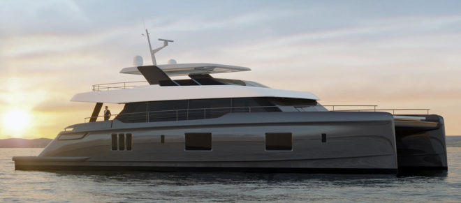 The first 100 Sunreef Power is due for delivery in 2021