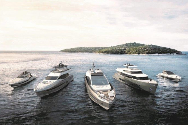 Azimut's fleet will be boosted by the Magellano 25 Metri