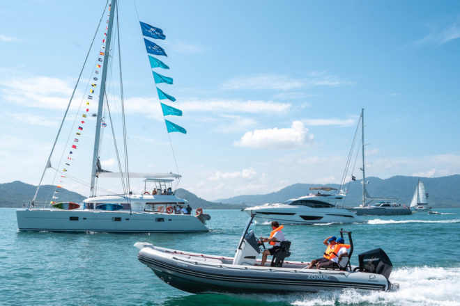 This year's Thailand Charter Week is scheduled for November 14-18 and is again organised by Thai Yachting Business Association, now a full member of ICOMIA
