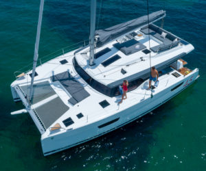 Multihull Solutions represents brands including Fountaine Pajot (Elba 45)