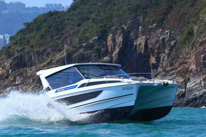Aquila 36 by Simpson Marine