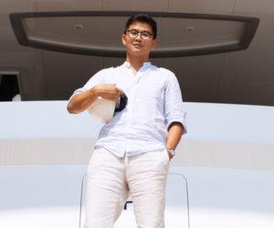 Hans Lo, Deputy Director, CL Yachts