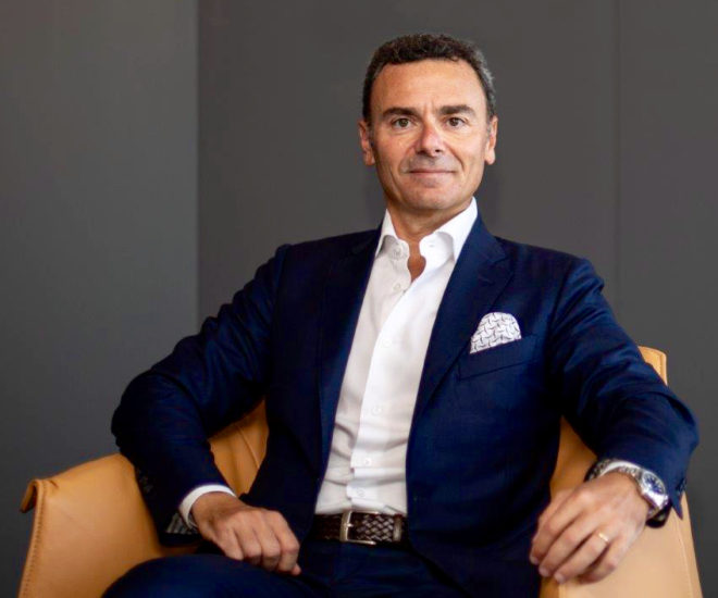 Marco Valle, CEO, Azimut Benetti Group