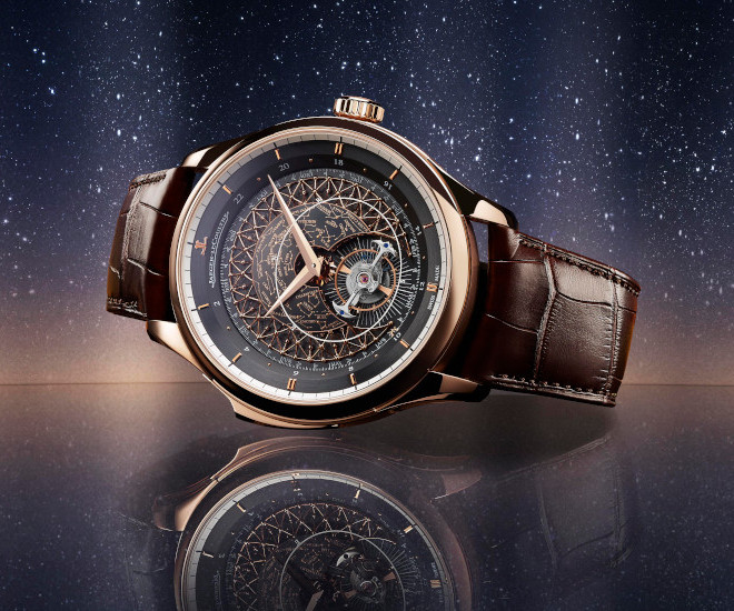 Jaeger-LeCoultre's new Grande Tradition Grande Complication