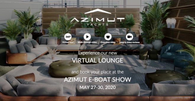 The first Azimut E-Boat Show was held over four days