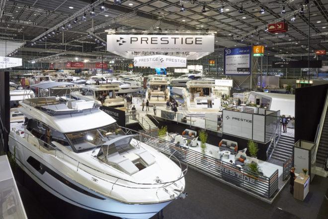 Prestige staged an impressive display at Boot Dusseldorf last year