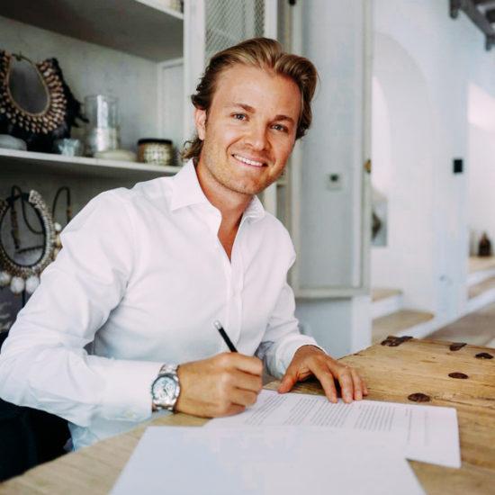 Nico Rosberg has become a Sunreef Yachts Brand Ambassador