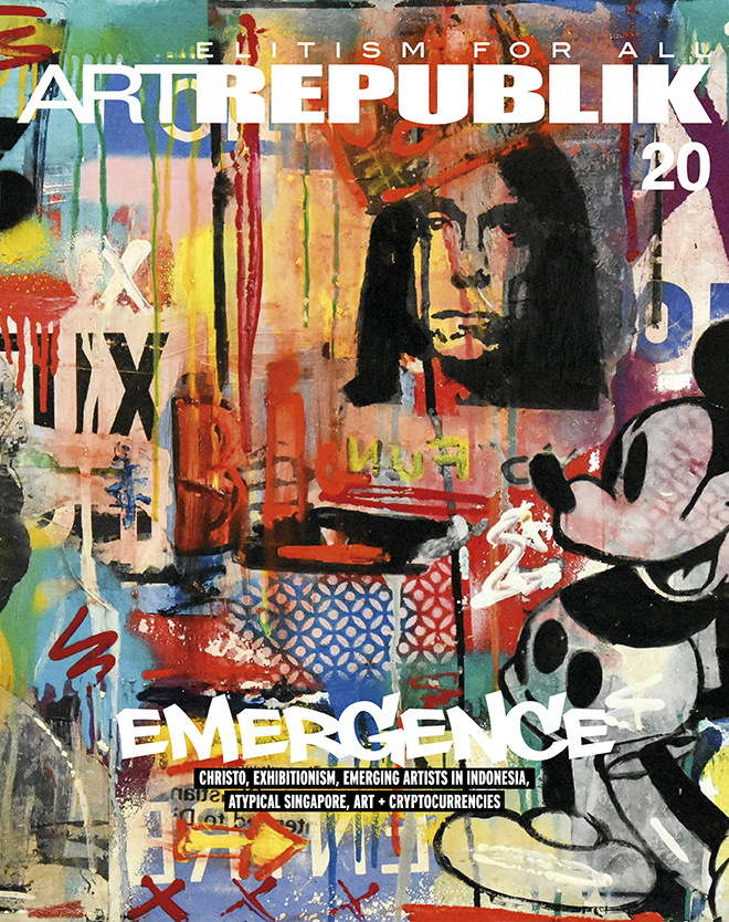 ART REPUBLIK - Issue 20