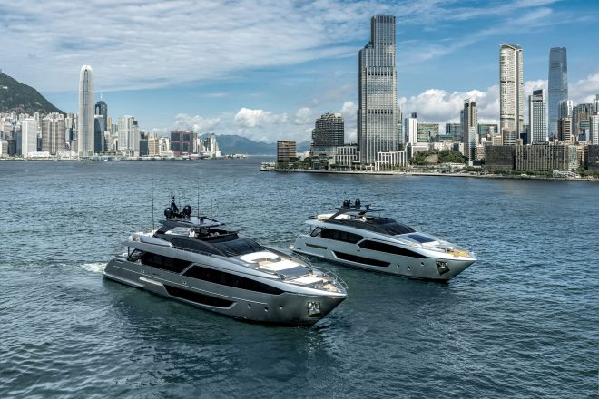 Riva is among the Ferretti Group's many globally renowned brands