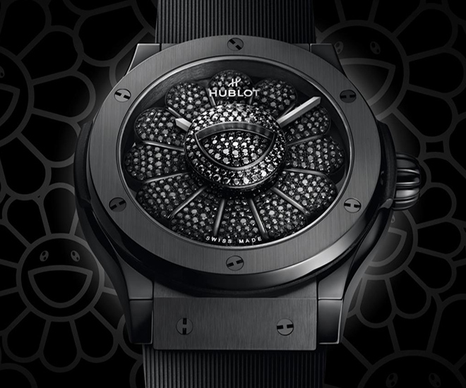 Takashi Murakami Finally Said 'Yes' To a Collaboration With Hublot