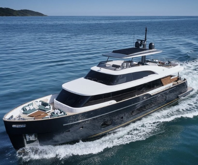 The Magnificent Flagship Of Azimut's Magellano Collection