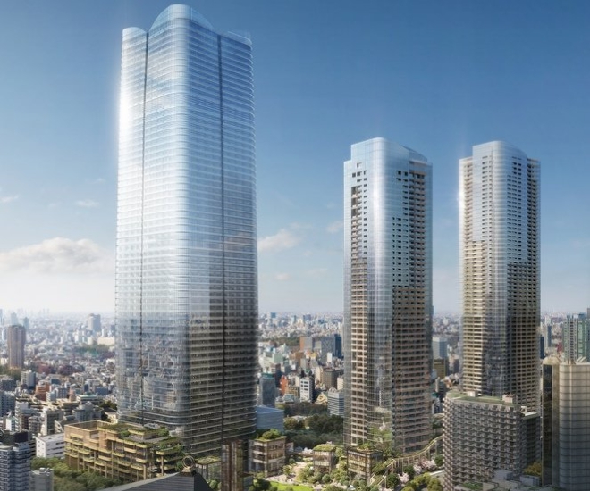 Aman Announces Aman Residences In Tokyo And Janu's Japan Debut